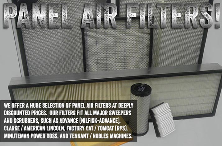 Panel Air Filters